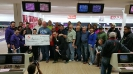 2015 Kinsmen Presenting Donation to Big Brothers Big Sisters
